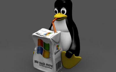 Linux o Windows? el eterno dilema