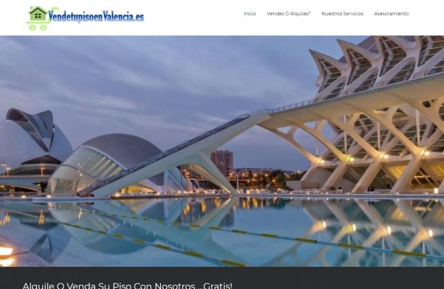 Vende o alquila piso en Valencia